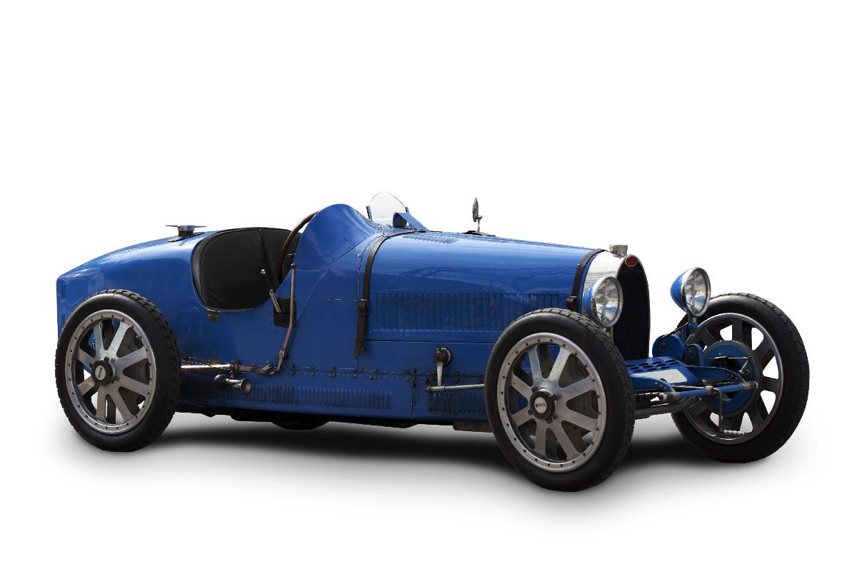 Carlo Alberto Venosta Auto Epoca Bugatti Originale